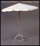 1/24 Scale Market Umbrella