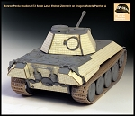 MAN FACTORY ZIMMERIT FOR 1/72 SCALE DRAGON PANTHER D/A