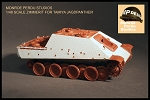 1/48 Scale JagdPanther Zimmerit