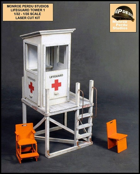Lifeguard Tower 1