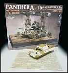 Zimmerit for 1/48 Scale Suyata Panther A