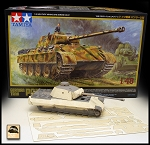 1/48 Scale Panther D/A Zimmerit Sets