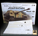 1/35 Scale Zimmerit for MENG JagdPanther