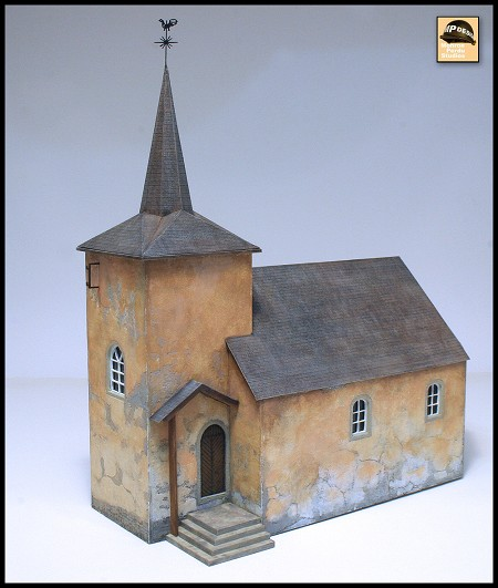 1/72 Scale Merlscheid Chapel